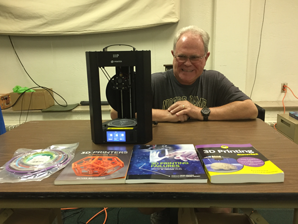 June 3D Printer Winner