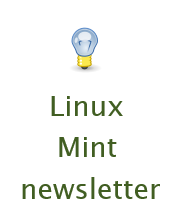 Linux Mint newsletter