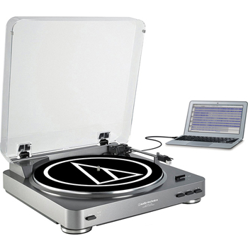 Lp to Digital recording System