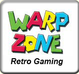 Warp Zone Retro Gaming Logo